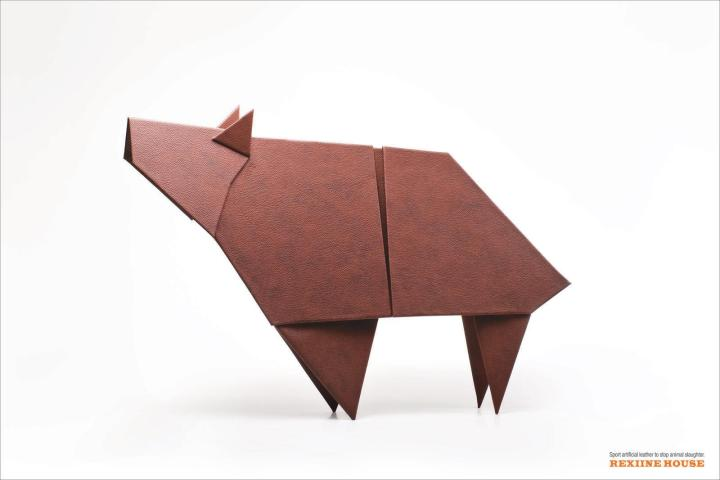 origami-bear
